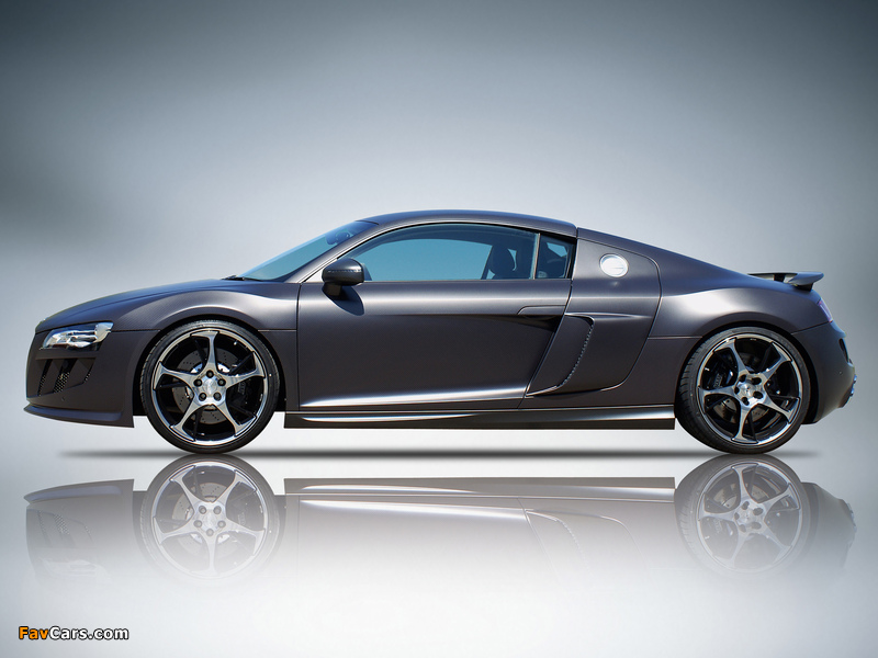 Abt Audi R8 Carbon 2009 12 Photos 800x600