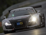 Audi R8 LMS 2009–12 wallpapers