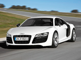 Audi R8 V10 2009–12 wallpapers