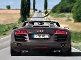 Audi R8 Spyder 2010–12 images