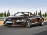 Audi R8 Spyder 2010–12 photos