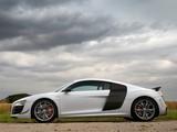 Audi R8 GT UK-spec 2010 pictures