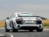 Audi R8 GT UK-spec 2010 wallpapers