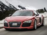 Audi R8 e-Tron Prototype 2012–13 images