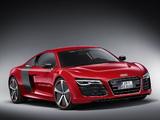 Audi R8 e-Tron Prototype 2012–13 pictures