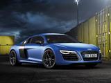 Audi R8 V10 Plus 2012 pictures