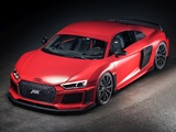 ABT Audi R8 2017 wallpapers
