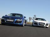 Audi R8 photos