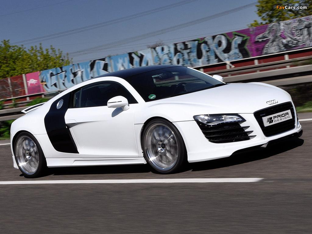 Images Of Prior Design Audi R8 2010 1024x768