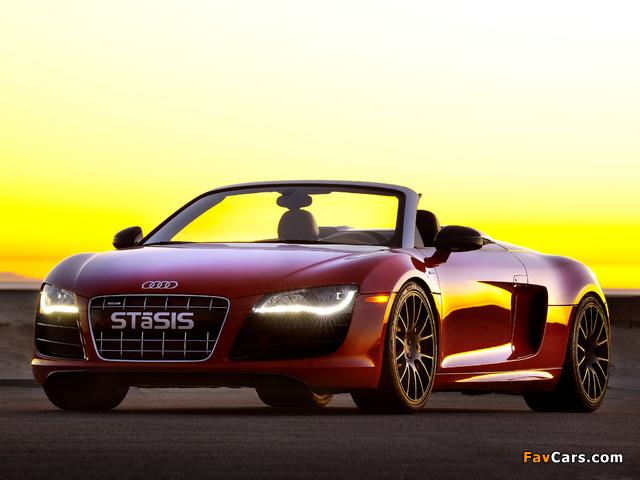 Images Of Stasis Engineering Audi R8 V10 Spyder Extreme