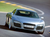 Photos of Audi Le Mans Concept 2003