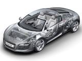 Photos of Audi R8 2007
