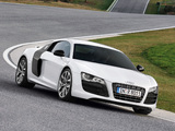 Photos of Audi R8 V10 2009–12