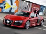 Photos of Audi R8 e-Tron Prototype 2012–13