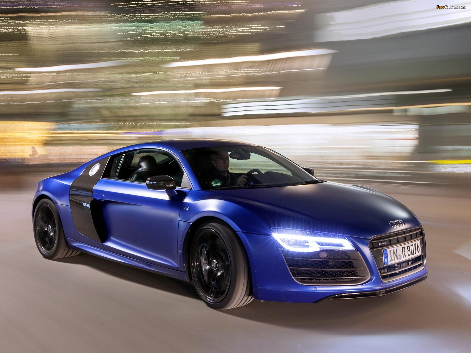 Photos Of Audi R8 V10 Plus 2012 1600x1200