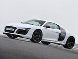 Photos of Audi R8 V10 Plus UK-spec 2013