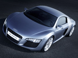 Pictures of Audi Le Mans Concept 2003