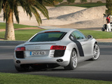 Pictures of Audi R8 2007