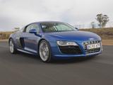 Pictures of Audi R8 V10 AU-spec 2009–12