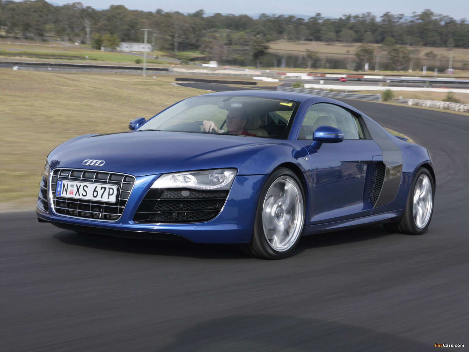 pictures of audi r8 v10 au spec 2009 12 1600x1200. Black Bedroom Furniture Sets. Home Design Ideas