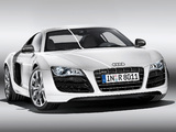 Pictures of Audi R8 V10 2009–12