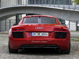 Pictures of Audi R8 e-Tron Prototype 2012–13
