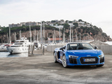 Pictures of Audi R8 Spyder V10 2016