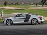 Audi R8 2007 wallpapers