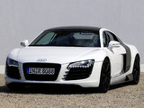 MTM Audi R8 R Supercharged 2008 wallpapers