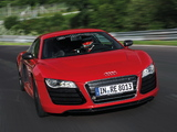 Audi R8 e-Tron Prototype 2010–11 wallpapers