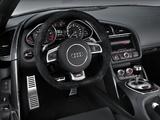 Audi R8 V10 Plus 2012 wallpapers