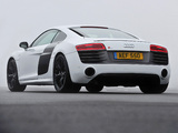 Audi R8 V10 Plus UK-spec 2013 wallpapers