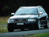Audi RS 4 Avant AU-spec (B5,8D) 2000–01 pictures