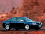 Audi RS 6 Sedan (4B,C5) 2002–04 photos