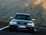 Pictures of Audi RS 6 Avant (4B,C5) 2002–04