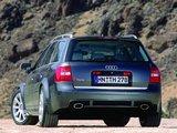 Audi RS 6 Avant (4B,C5) 2002–04 wallpapers