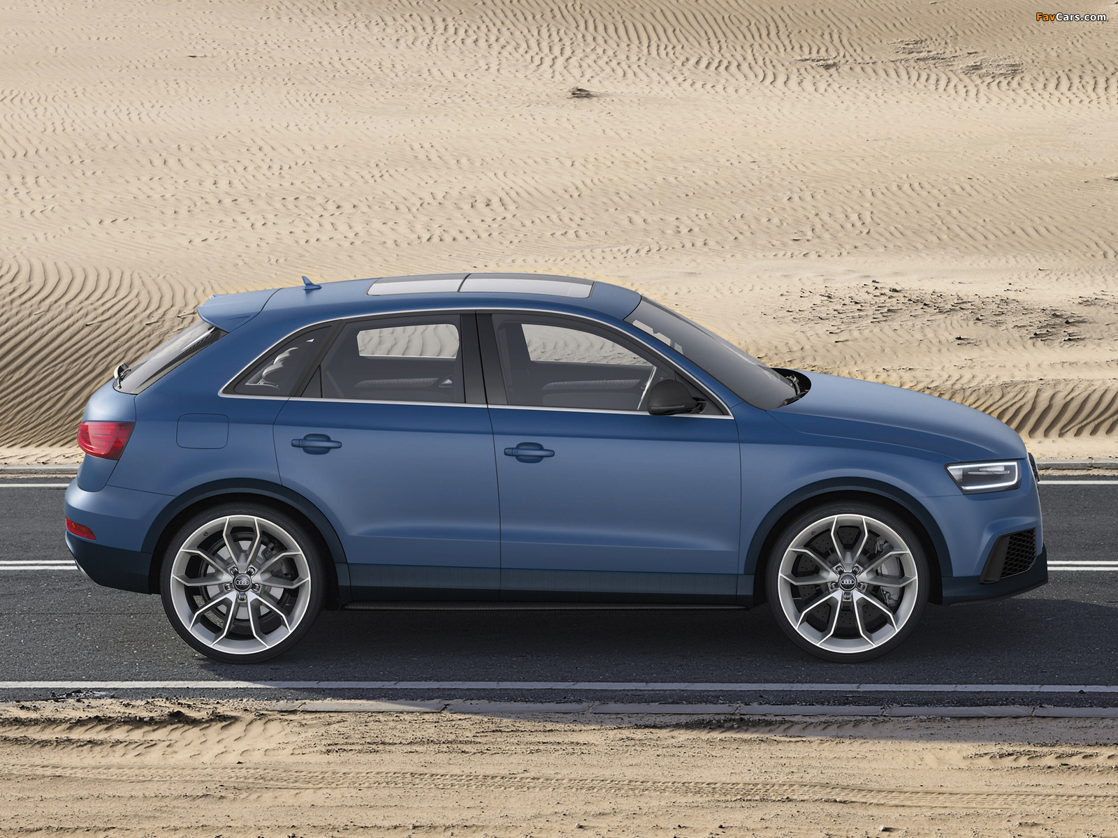 Audi RS Q3 Concept 2012 photos (1600 x 1200)