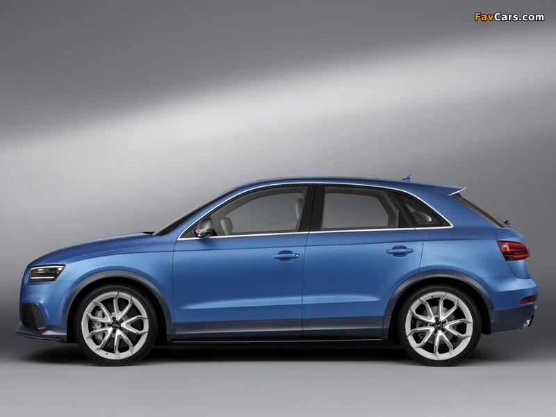 Audi RS Q3 Concept 2012 pictures (800 x 600)