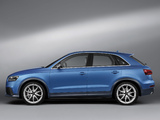 Audi RS Q3 Concept 2012 pictures