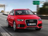 Audi RS Q3 2013 images