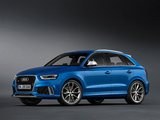 Audi RS Q3 2013 photos