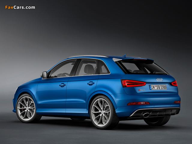 Images of Audi RS Q3 2013 (640 x 480)