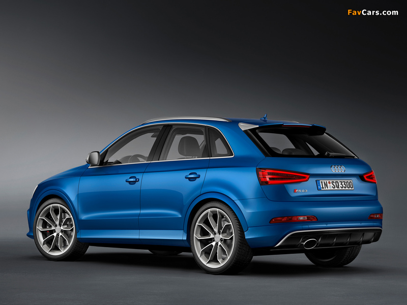 Images of Audi RS Q3 2013 (800 x 600)