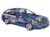 Audi RS2 (8C,B4) 1994–95 photos