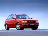Photos of Audi RS2 UK-spec (8C,B4) 1994–95
