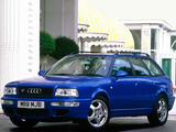 Audi RS2 UK-spec (8C,B4) 1994–95 wallpapers