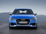 Audi RS 3 Sportback (8V) 2017 wallpapers