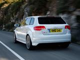 Audi RS3 Sportback UK-spec (8PA) 2010 pictures
