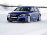 Audi RS 3 Sportback (8V) 2015 photos