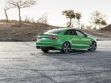 Images of Audi RS 3 Sedan (8V) 2016